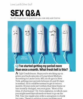 Cosmopolitan July 2014